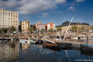 Éxito en las visitas turísticas culturales en la Semana Santa de Ferrol