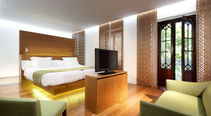 El Hotel Alhambra Palace, nominado en los Premios Roca 2018 a la Iniciativa Hotelera