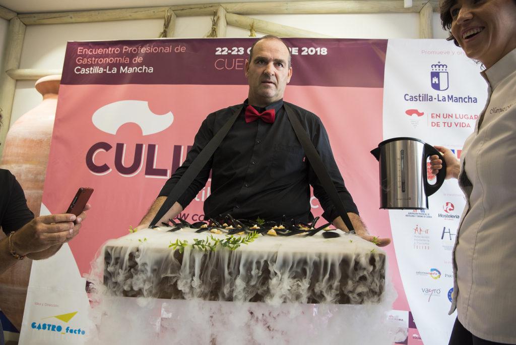 'Culinaria Castilla - La Mancha', lo último en innovación tecnológica